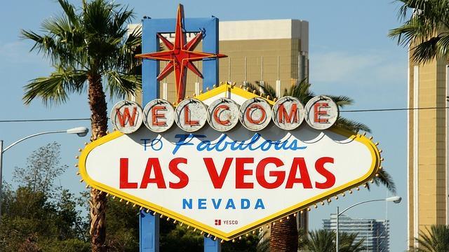Casino Spiele in Las Vegas